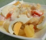 Рагу от яйца и зеленчуци