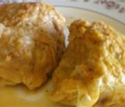 Сарми с листа от кисело зеле