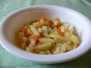 Крем-супа от зеленчуци
