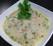 Пилешка супа със сметана