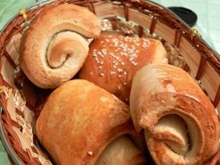 Сметанови хлебчета