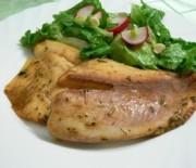 Мариновано бяло филе от риба