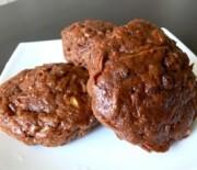 Ябълкови мъфини с какао